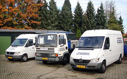 auto's kerkhoffs aannemersbedrijf limburg